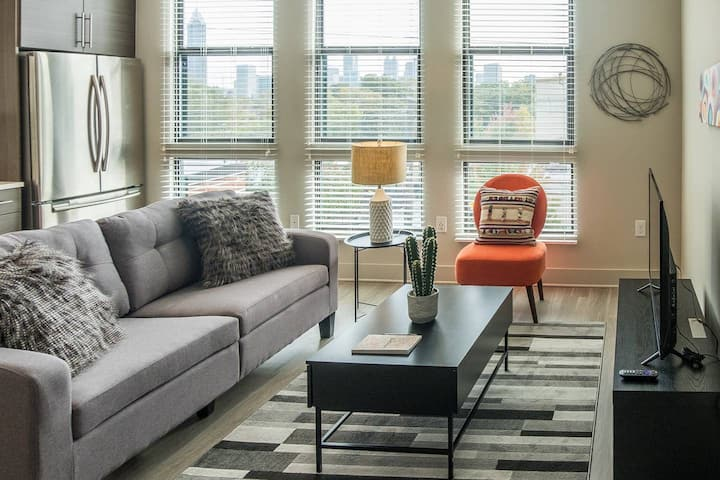 Luxurious 1BR Apt near Midtown Atlanta