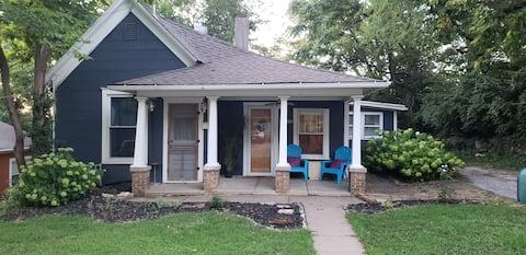 Bristow house ~ KU Med ~ Kansas City, KS