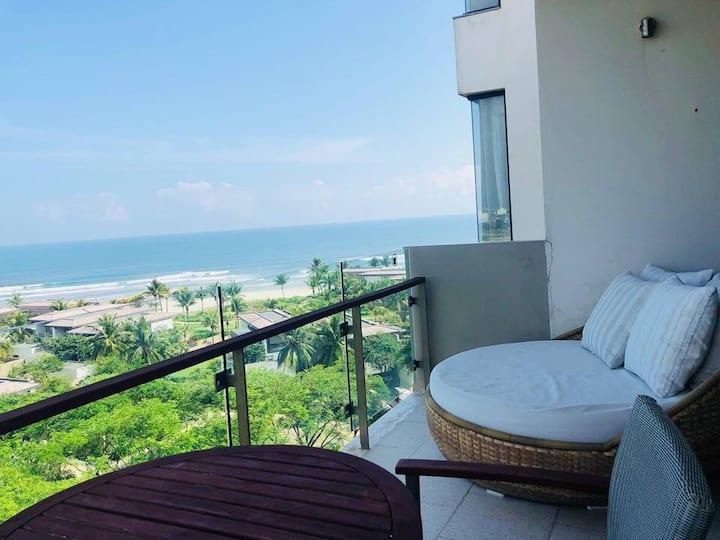 ♥️ 1BR ♥️ OceanView Apartment ♥️ Hyatt Residence A