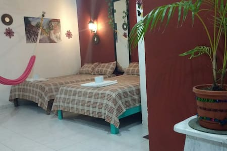 Casa Loto, private & cozy room. - Isla Mujeres