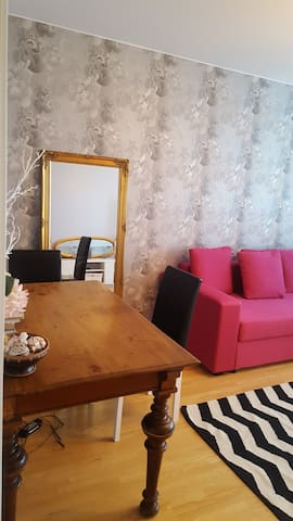 Unique two room apartment nearby city centre