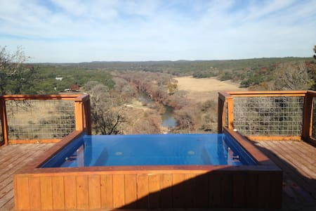 Owl Spring Ranch Bunkhouse - 伯尼(Boerne)