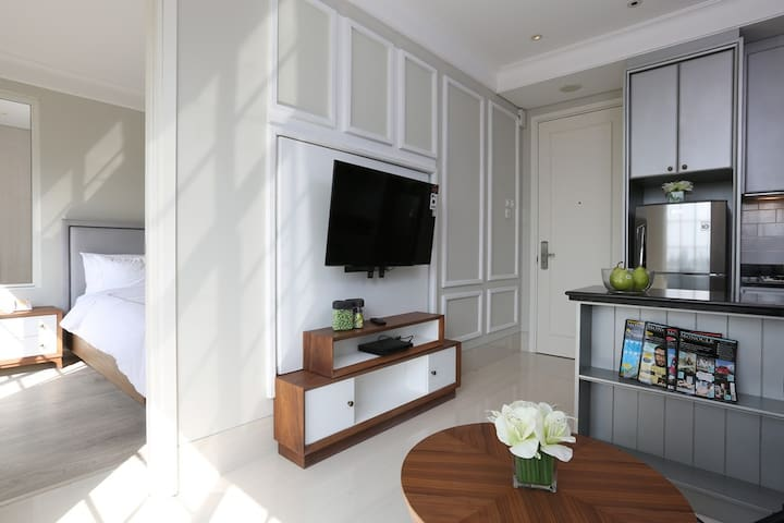 Havenwood Residence 1 Bedroom (3) - Pasar Minggu - Appartement