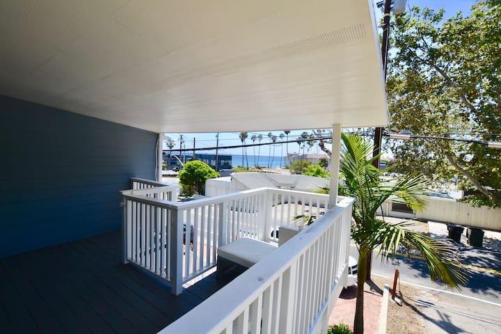 Malibu Ocean View Oasis Home