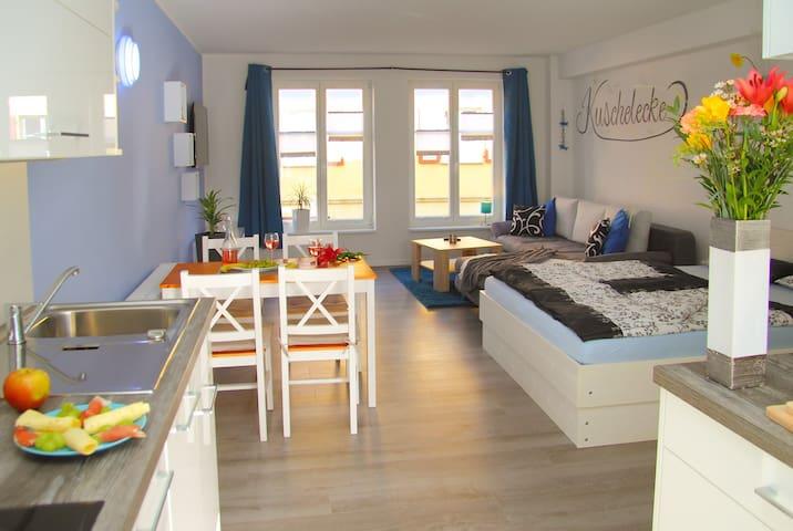 Ferienwohnungen Malow - Ferienwohnung Kajüte - Röbel/Müritz - Condominium