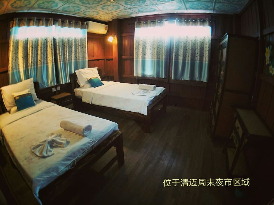 Clean and tidy rooms for a wonderful stay 干净整洁的客房