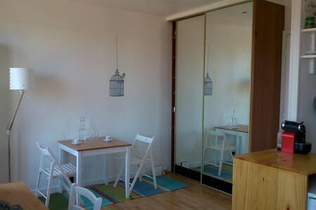 Joli et lumineux studio au calme - Enghien-les-Bains - Wohnung