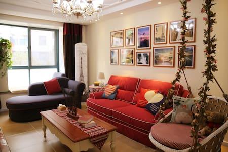 市北区 一室一厅 靠近科技街 五四广场 奥帆中心 可步行劈材院 - Qingdao