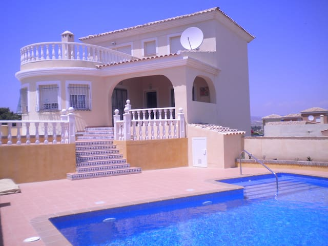 Detached Villa with own pool . - Turre - 別荘