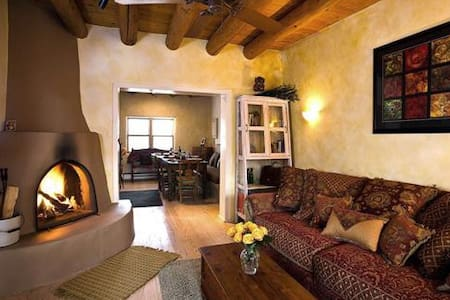 Casita Bellissima - Historic adobe / walk to plaza - Santa Fe