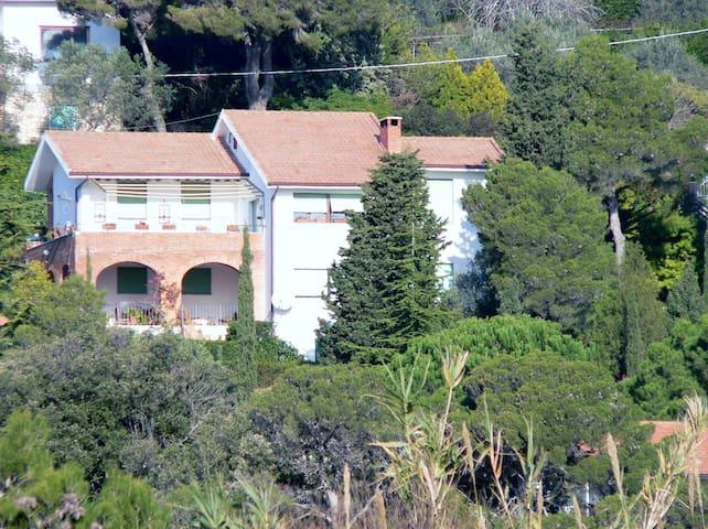 Villa in Toscana sul mare