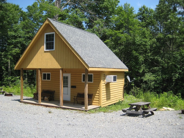 New River Cabins #2-Fayetteville 4 min to NewRiver