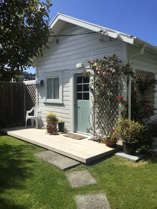 A recently renovated cottage - fresh and clean throughout.