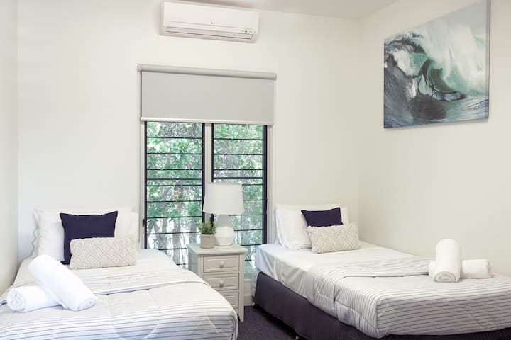 Family Rooms in High Performance Centre