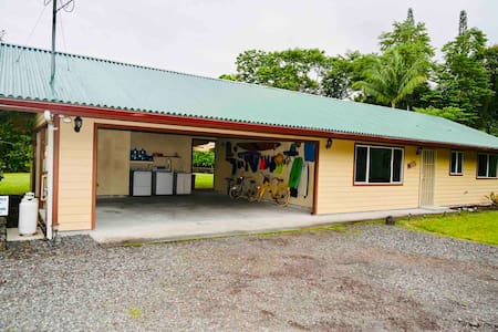 Come and see the lava -Pahoa Paradise Villa