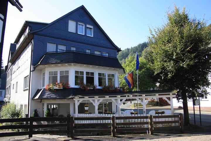Gemütliches Gästehaus