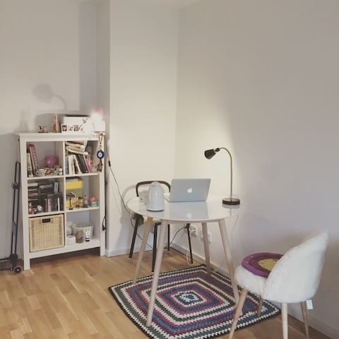 Cozy Room in Berlin central - ベルリン - アパート
