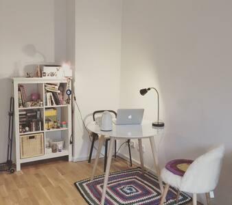 Cozy Room in Berlin central - Berlín - Pis