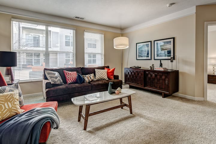 Rest easy and live life | 1BR in Westerville