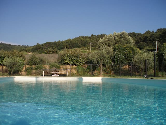 MAISON avec piscine à partager - Sablet - Alojamiento vacacional