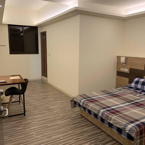 寓居獨立套房5E(7坪)