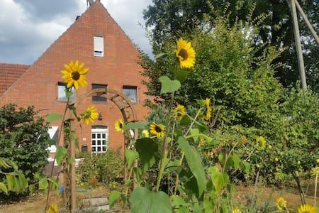 Für Naturliebhaber und Freunde des Ruhrgebiets - Dorsten - 住宿加早餐