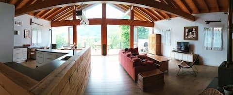 Belle Maison Lumineuse aux portes d'Hendaye
