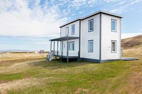 Magdalen Islands Rental ☀ Blanche de l'Ouest