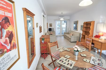 Mondo Cosseri Xenia-Apartment in center of Athens