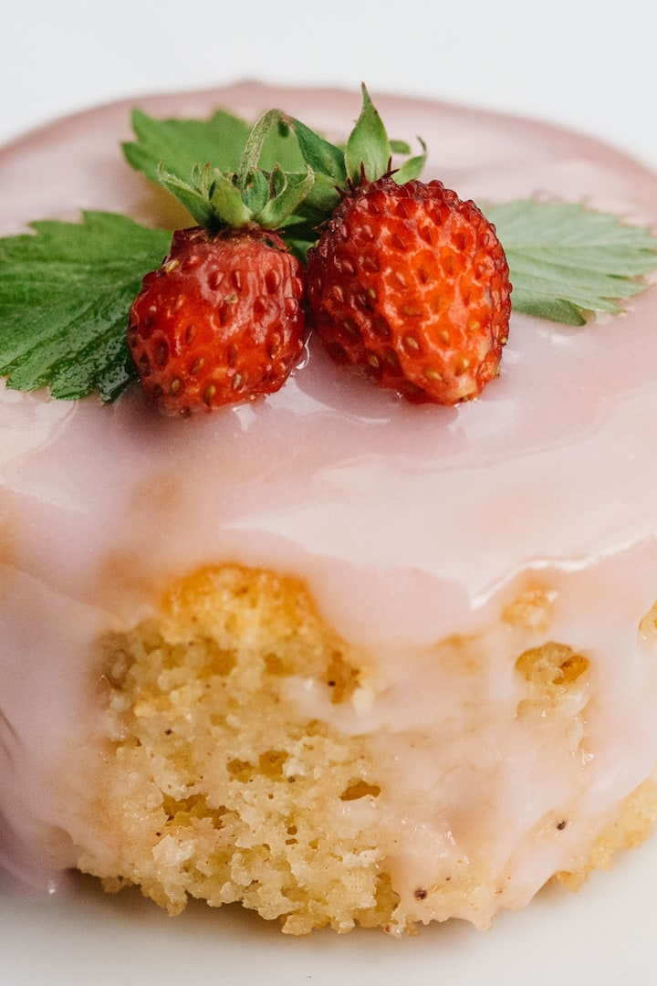 Strawberrymuffin