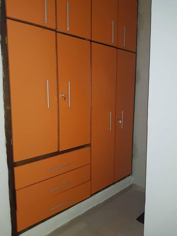 appartement Meublé de 2 pièce de haut standing