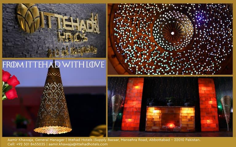 Ittehad Hotels, Abbottabad