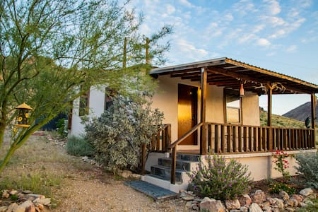 Desert Mountain Cabin