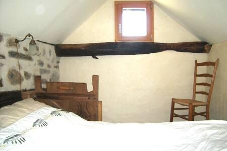 Maisonette atypique éco-biologique sur 2 étages - Mergoscia - Bed & Breakfast
