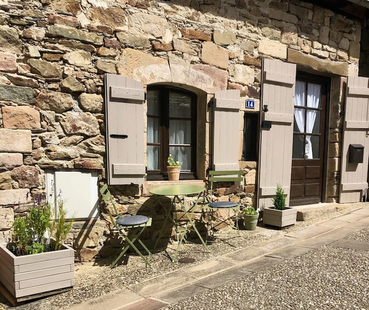 """Mon petit Gîte"" in the Beautiful Village of Najac"