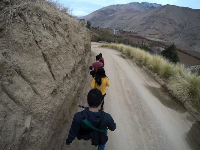 Un oasis en el Valle de Elqui + InfoTours Trekking