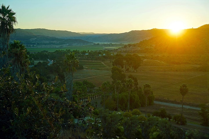 Paradise in San Pasqual Valley