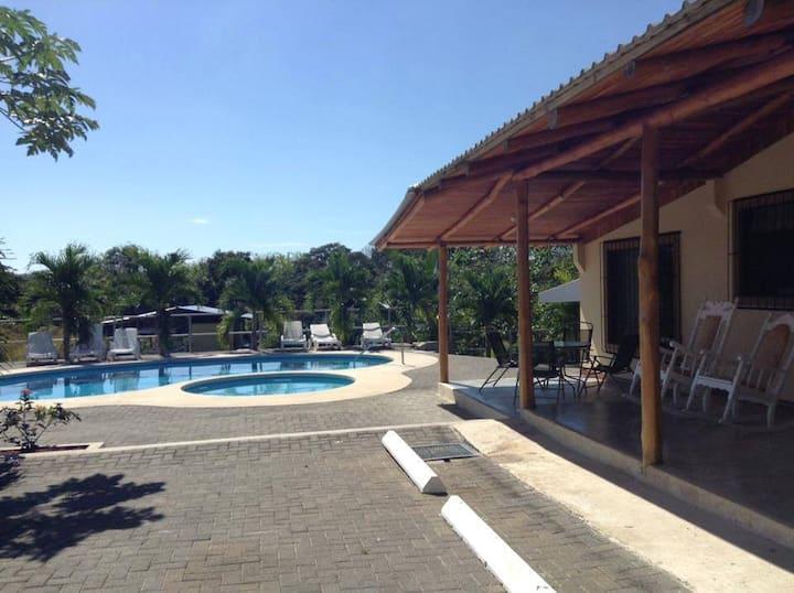 Private Villa with pools in Cóbano