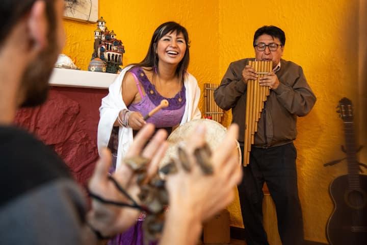 Experience Peruvian music firs hand!