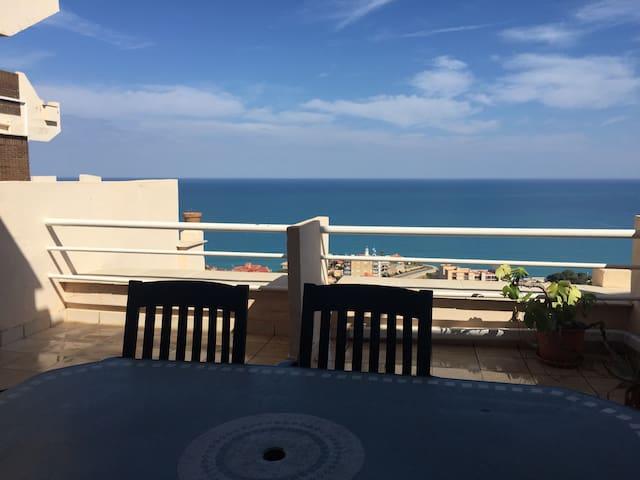 Fabuloso piso con vistas al mar - Cullera - Condominium