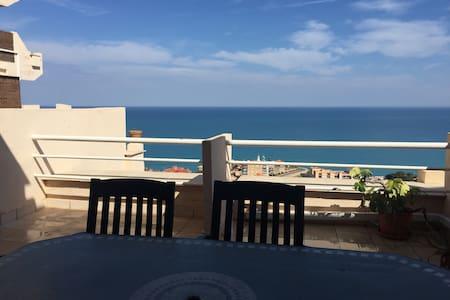 Fabuloso piso con vistas al mar - Cullera
