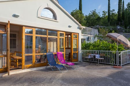 Cosy studio apartment in the nature - Šumet - อพาร์ทเมนท์