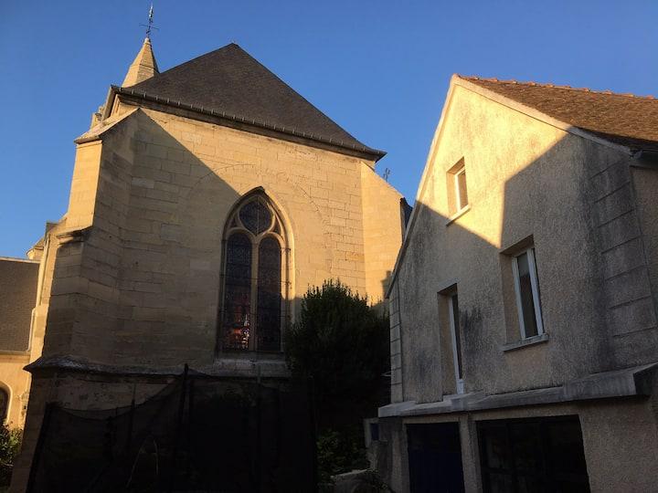 Maison calme proche Paris & Versailles (30 min)