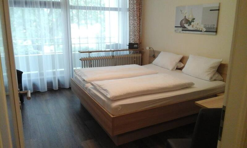Appartement Haus Hamburg (Bad Füssing), ST2B - Appartement im Ortszentrum