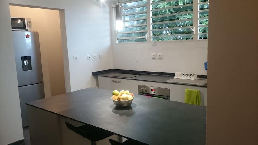 Appart neuf et ventilé - Cayenne - Apartment