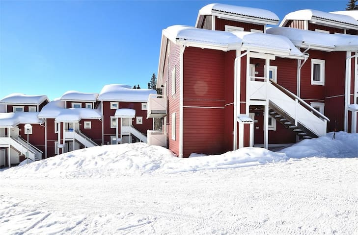 Ski-in & ski-out in family friendly Åre Björnen - Björnänge - Apartment