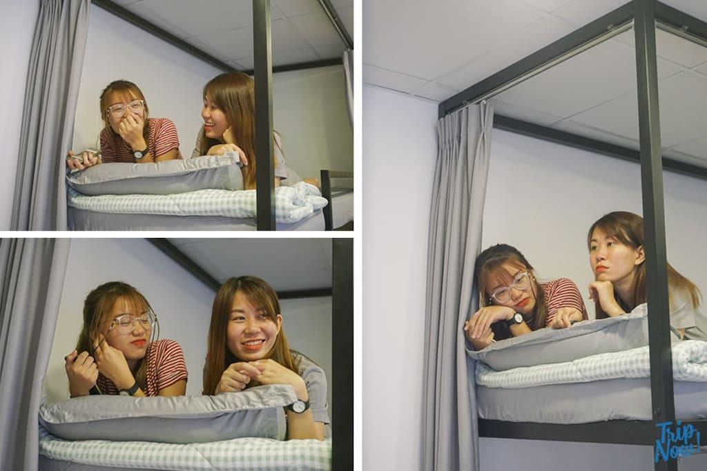 Comfort 4-Bed Dorm