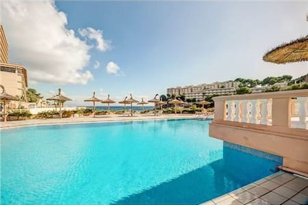 Impresionante duplex a pie de playa - Cala Vinyes