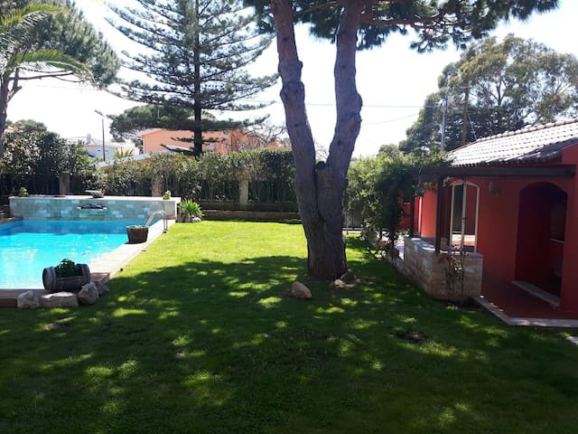 Cascais garden & pool house