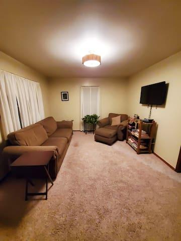 Small comfy home in Dalton.